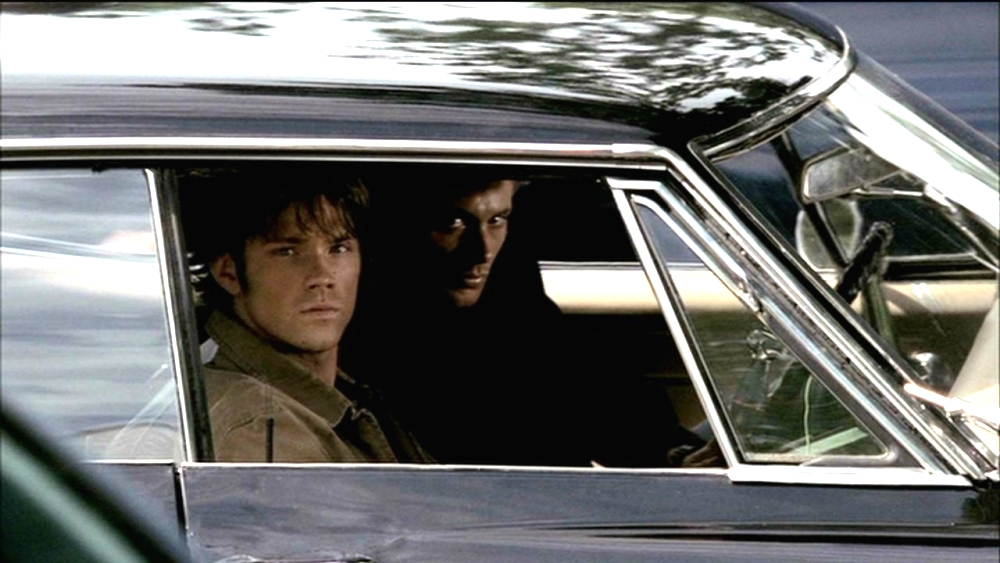 Winchesters on the job