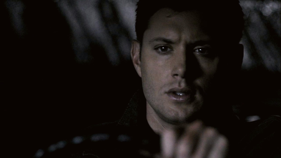 Dean without his Sammy...