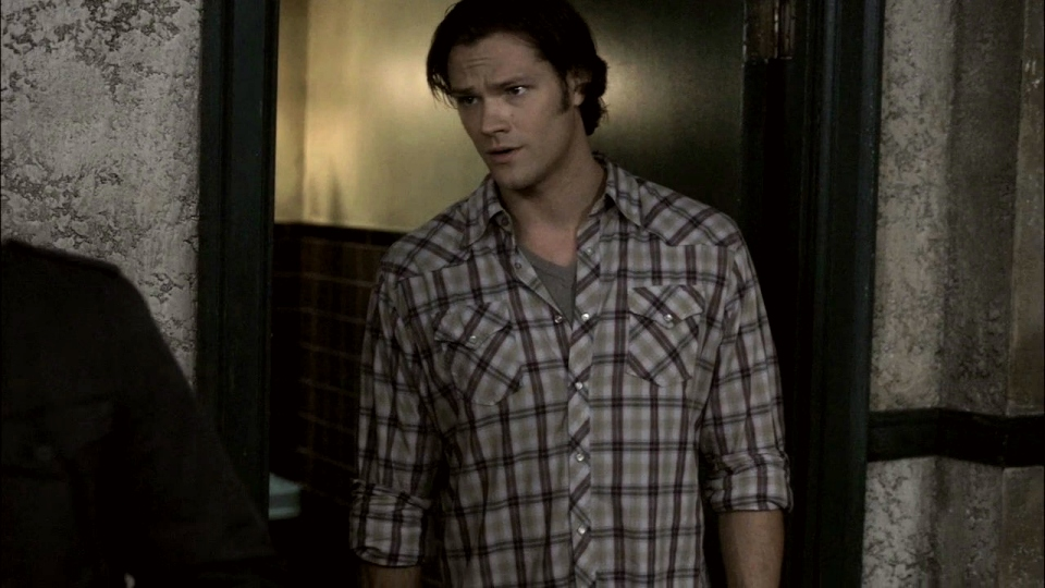 Writing from the inside blog archive supernatural for Mens shirts with snaps instead of buttons