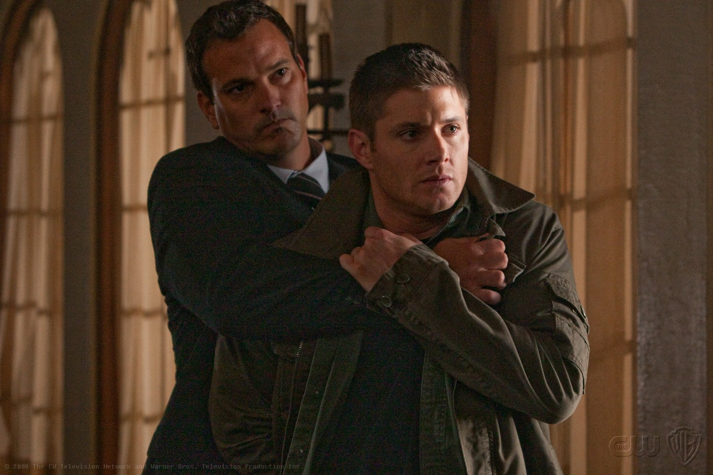 Dean and Thug Number One